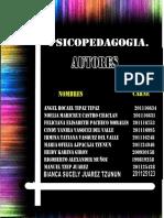 Psicopedagogia PDF