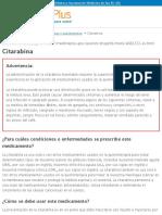 Citarabina