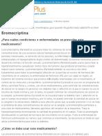 Bromocriptina