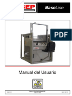 Manual Del Usuario Base Line 1.0 ESPAÑOL