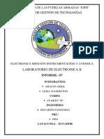 informe 7 acondicionamiento RTD