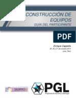 01 Guia Del Participante - Construcción de Equipos USM