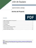 03 Archivo de Equipo - Construccion Equipos USM