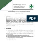 9.4.1.4 Rencana Dan Program Tim Peningkatan Mutu Layanan Klinis Dan Keselamatan Pasien, Bukti