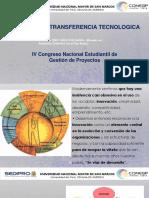 Innovacion y Transferencia Tecnologica