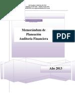 Memorandum Data Print