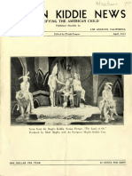 Meglin Kiddie News (April 1933)