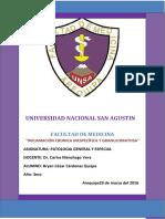 INFLAMACION CRONICA INESPECIFICA Y GRANULOMATOSA.docx