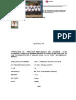 Monografia i.e.i. Pachacutec 2016