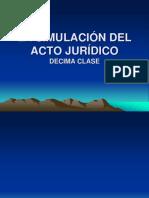 10 Ma Clase La Simulacion Del Acto Juridico 10 (3)