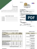 Form 138(Cagalingan)