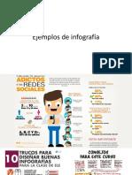 Ejemplo de Infografias