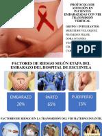 EXPOSICIÓN PROTOCO DE EMBARAZADAS VIH V SEMESTRE.pptx