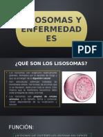 Lisosomas y Enfermedades