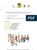 Prentsaurrekoa 2010-09-27 - dosier de prensa