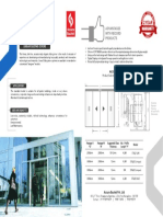 STA Linear Doors