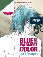 Blue is the Warmest Color - Julie Maroh