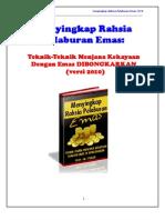 eBook Menyingkap Rahsia Pelaburan Emas Edisi 2010 FREE CHAPTER
