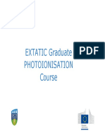 Extatic Lecture 1