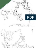 东南亚地图