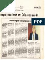 ANTÓNIO MONTEIRO DUARTE - UM EXEMPLO DE EMPREENDEDORISMO