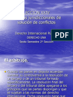 Arbitraje Generalidades
