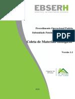 Coleta de Materiais Biologicos 12