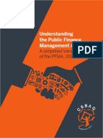 Understanding the Public Finance Management Act 2015