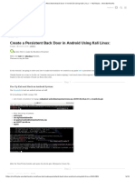 How to Create a Persistent Back Door in Android Using Kali Linux_ « Null Byte __ WonderHowTo
