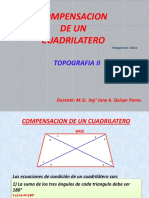 Topografia II Compensacion Agro