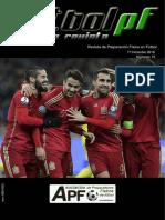 Revista-19 Preparación Física Fútbol