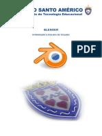 Blender - Aula 00 - Introducao e Atalhos