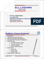Lecture 8_Well Logging
