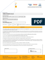E-com Enrollment Form