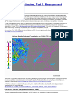 Precipitation Estimates, Part 1_ Measurement