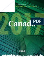 2017 Real Estate Outlook Canada