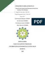 Laporan Praktikum Kimia Lingkungan Pb(1)