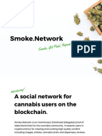 Smoke Pitch Deck