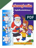 Karácsonyi móka- foglalkoztatókönyv