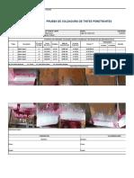 Protocolo de Inspeccion Por Tinte Penetrante de Faja 29