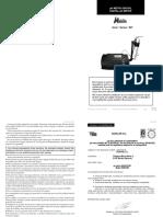 Calibración Phmetro Multiparametro Balmi Simply MP706