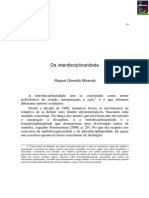Da interdisciplinaridade.pdf
