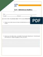 Atividade II MDA 06d07d18
