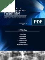 Periodontia x especialidades