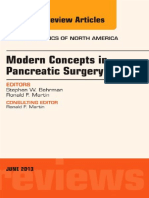 [the Clinics_ Surgery] Steve Behrman MD FACS, Ron Martin MD FACS - Modern Concepts in Pancreatic Surgery, An Issue of Surgical Clinics, 1e (2013, Elsevier)