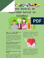 Qué Es El Sistema General de Seguridad Social en Colombia