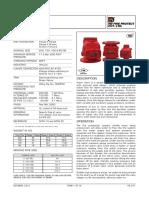 HD 247 Alarm Valve Model-H