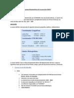 Estaciones Pluviométricas de La Cuenca de COATA (2.0)