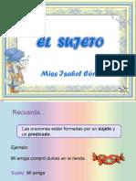 Elsujeto 5togrado 110903073932 Phpapp02