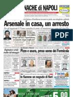 Cronache Di Napoli 15 Aprile 2010